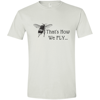 Life Is Better With - That's How We Fly Men's T-shirt