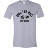 Life Is Better With - Feel The Buzz Men's T-shirt