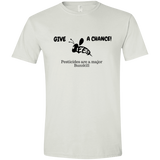 Life Is Better With - Give Bees A Chance Men's T-shirt