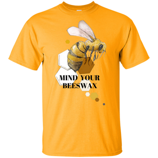 Childrens Mind Your Beeswax T-shirt