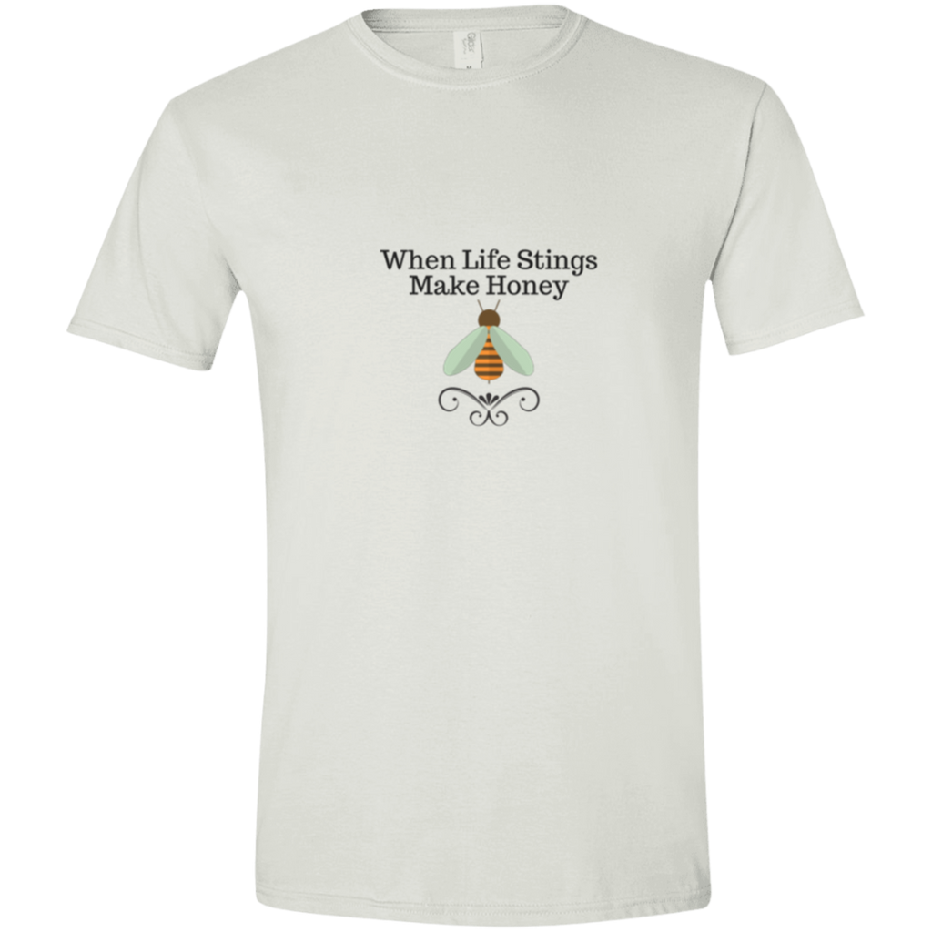 Life Is Better With - Life Stings Men's T-shirt