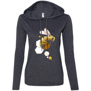 Ladies-Honey Bee Hoodie 🌻