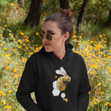 Ladies-Honey Bee Hoodie