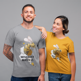 Mind Your Beeswax T-shirt Mens & Ladies
