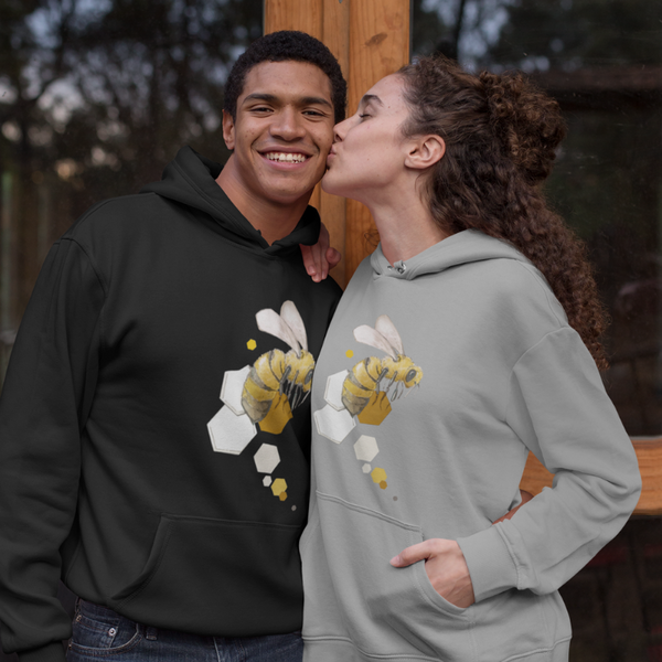 Fleece Hoodie for Men & Women