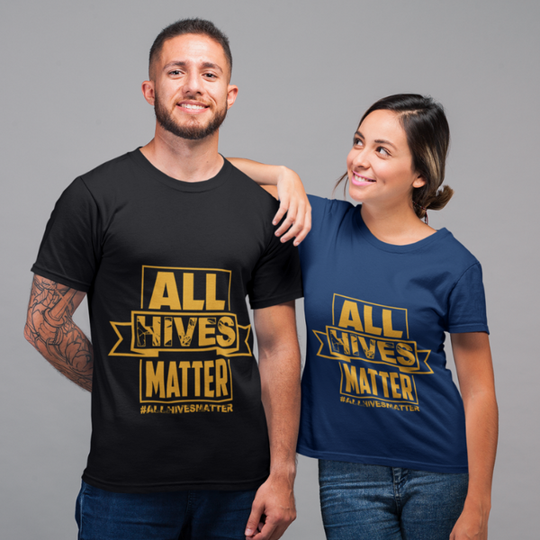 All Hives Matter - Mens & Women