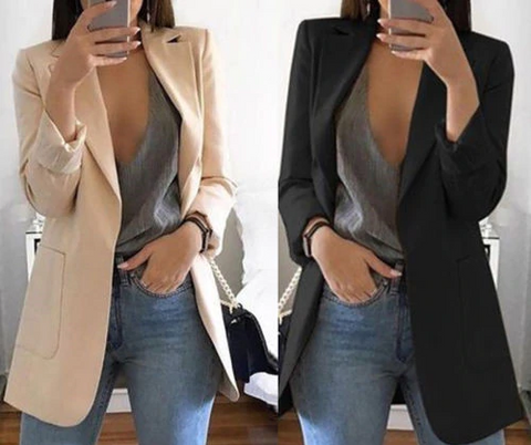 Slim Cardigan Coat