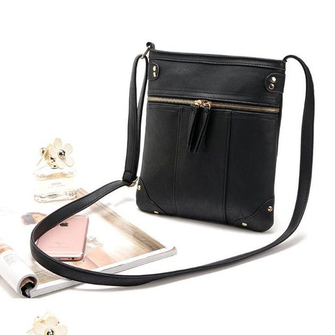 Black Small Crossbody Purse