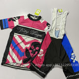 Short Sleeve Cycling Set, Color - sets 15