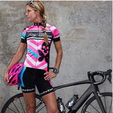 Short Sleeve Cycling Set, Color - sets 1