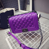 Diamond Lattice Crossbody