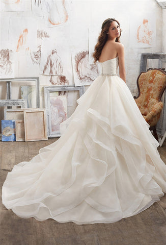 Sweetheart A-Line Bridal Gown