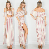 Two Piece Cocktail Dress