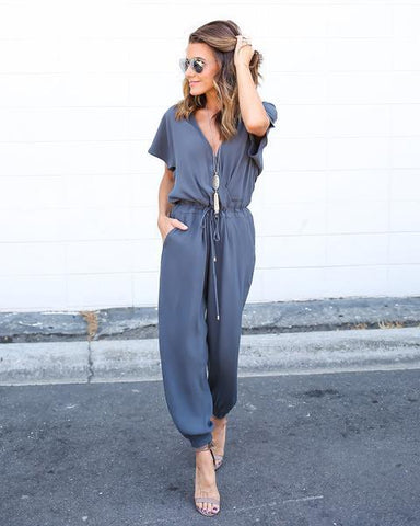 Casual Full Length Romper