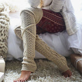 High Knee Leg Warmer