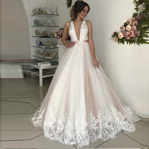 Organza and Tulle Bridal Dress