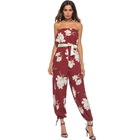 The Knickerbocker Jumpsuit