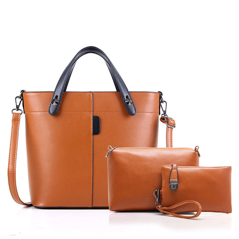 Medium 3-Piece Set Crossbody