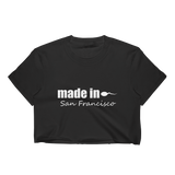 Made in San Francisco Crop Top
