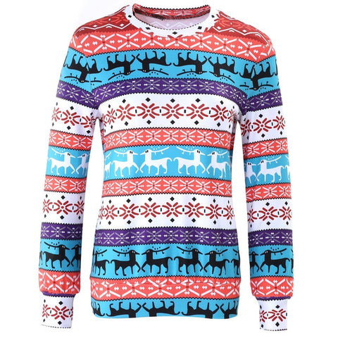 Warm Winter Christmas Sweater
