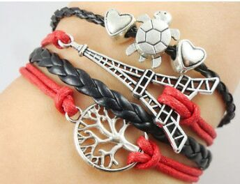 Multi-Layer Travel Bracelet