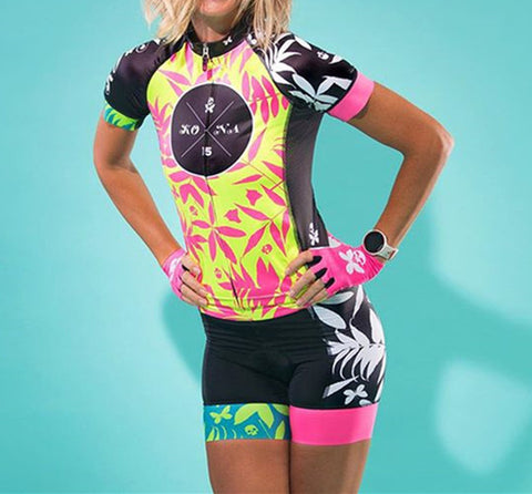 Short Sleeve Cycling Set, Color - sets 7