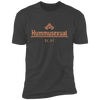 Hummusexual Basic T-Shirt (PINK TEXT)