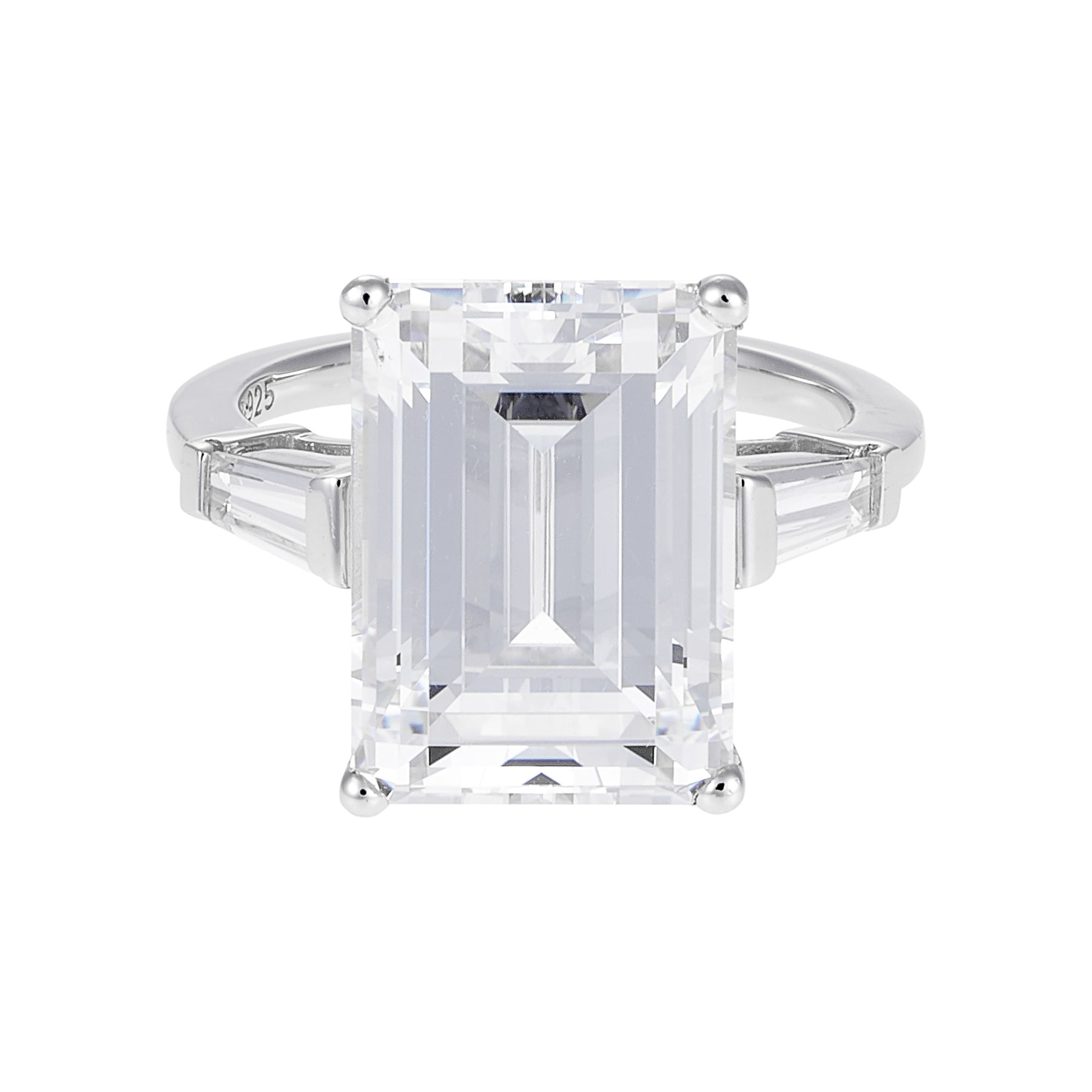 solitaire colour d ring products engagement rings certificated emerald cut diamond