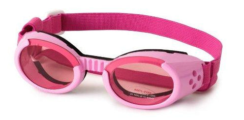 Doggles DGILXS02 ILS X-Small Pink Frame and Pink Lens - WarehouseSpot