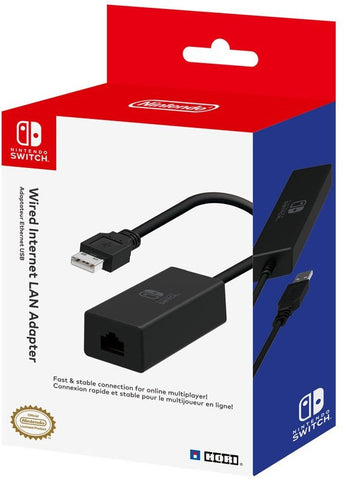 Switch Wired Internet LAN Adapter (NSW-004U)