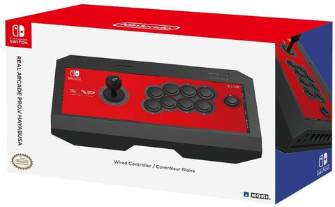 Switch Real Arcade Pro Kai V Hayabusa (NSW-006U)