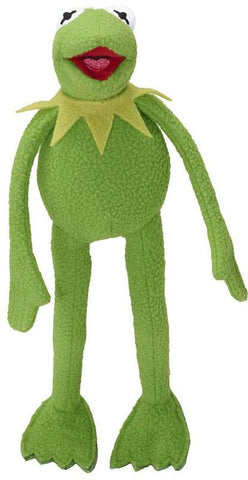 "Madame Alexander Kermit The Frog Plush, 9"" - Peazz.com"