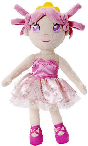 Madame Alexander Bubble Gum Ballerina Cloth - WarehouseSpot
