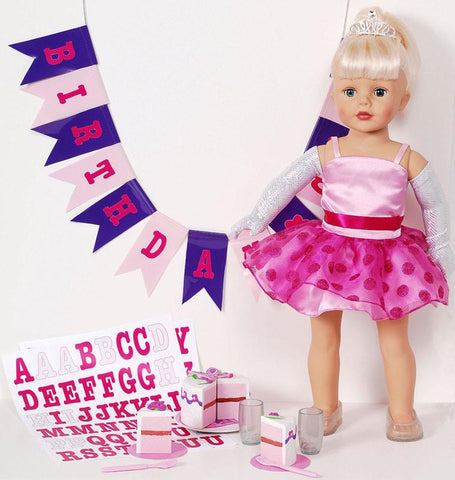 Madame Alexander It's A Party Doll Play Set Playset - WarehouseSpot