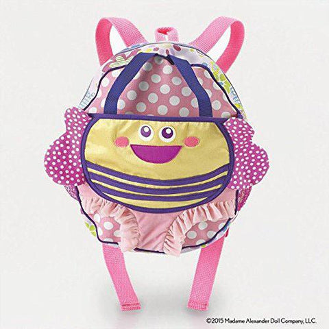 Madame Alexander 70125 Back Pack/Doll Carry Case Doll - WarehouseSpot