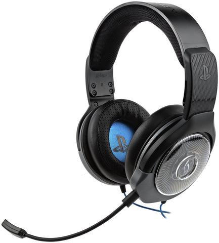 PS4 Afterglow AG6 Wired Headset (051-077-NA-BK)
