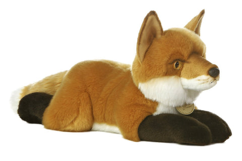 "Aurora 10872 World Miyoni Fox Plush, 16"" - WarehouseSpot"