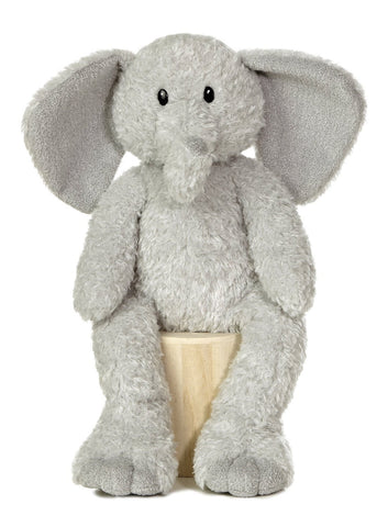 Aurora 16734 World Beanstalk Edwin Elephant Plush - WarehouseSpot