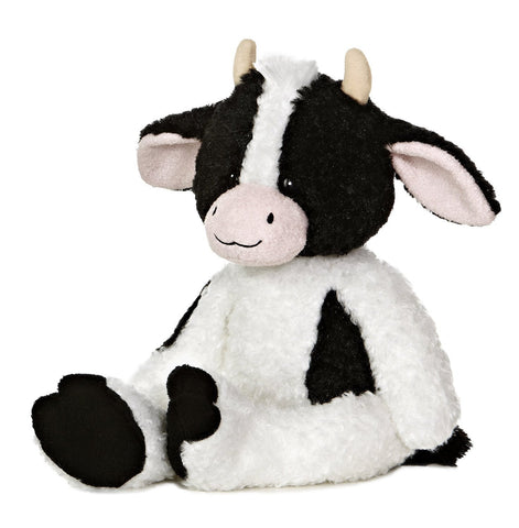 Aurora 16737 World Beanstalk Clover Cow Plush - WarehouseSpot