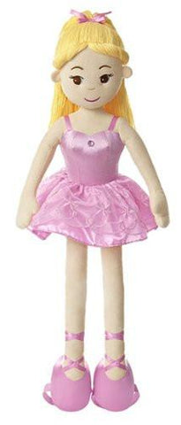 "Aurora 33005 World World Dance with Me Ballerina 35"" Doll - WarehouseSpot"