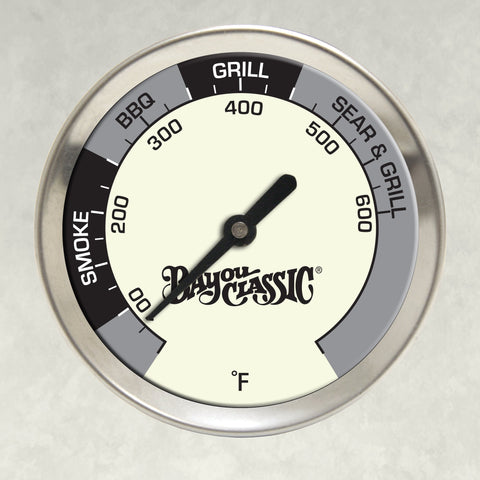 Bayou Classic Grill Thermometer - WarehouseSpot