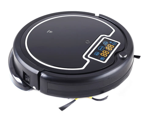 Robotic Vacuum Cleaner 2005Plus Series with Water Tank Mopping - WarehouseSpot