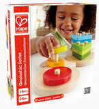 Hape Geometric Sorter  E0415 Early Explorer - WarehouseSpot