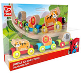 Hape Jungle Train E3807A Jungle Train - WarehouseSpot
