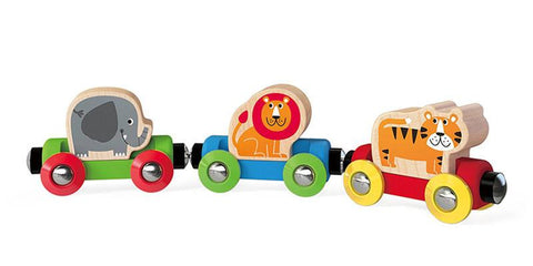 Hape Jungle Train E3807A Jungle Train