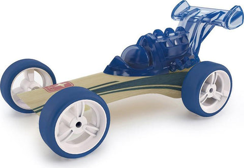 Hape Dragster E5508 mighty minis - WarehouseSpot