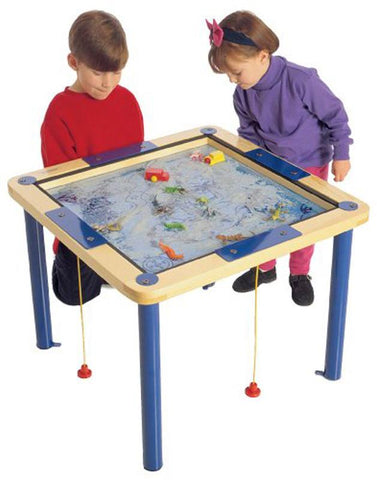 Hape Happy Trails Sand Table DS ED9790 Commercial Products - WarehouseSpot