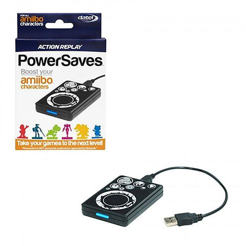 Amiibo Action Replay Power Saves (EF001186) - WarehouseSpot