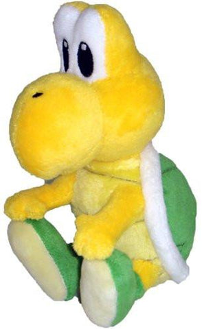 "Nintendo Official Super Mario Koopa Troopa Plush, 5"" - Peazz.com"