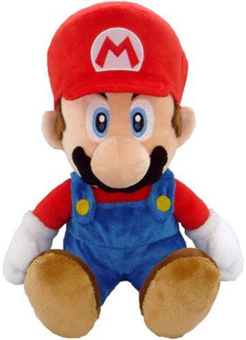 "Nintendo Official Super Mario Plush, 12"" Large - Peazz.com"